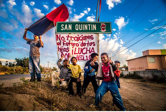 What You Should Know About the Farm Worker Strike in San Quintin, Mexico