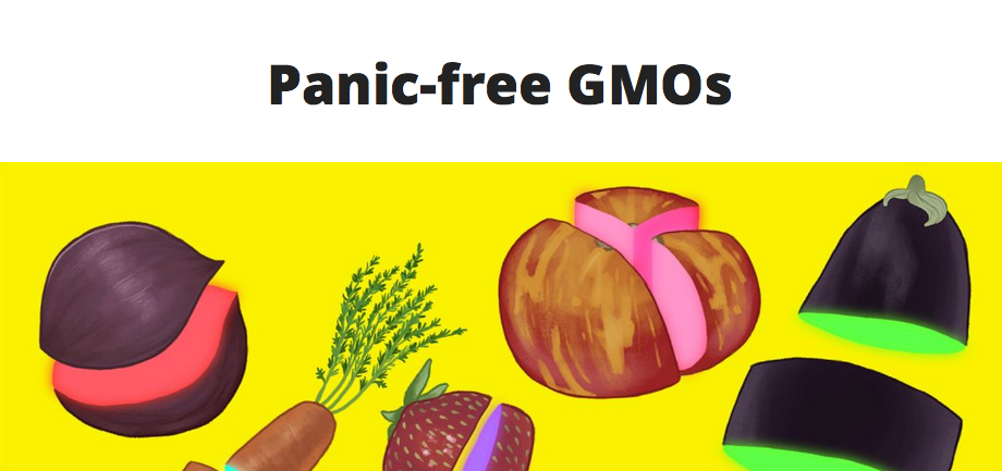 The Agromodernist Reader Reader | Volume Six | Nathanael Johnson's Panic Free GMOs