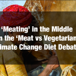 'Meating' in the Middle on the 'Meat vs Vegetarian' Climate Change Diet Debate