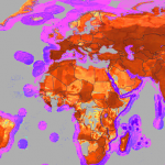 New Maps Show How Our Consumption Impacts Wildlife  Thousands of Miles Away