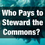 Who Pays to Steward the Commons?
